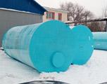 Вертикальные цилиндрические емкости 10000 литров