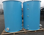 Емкость вертикальная для воды 50000 литров